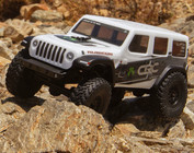 AXIAL 1/24 SCX24 2019 Jeep Wrangler JLU CRC 4WD Rock Crawler Brushed RTR