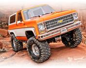 1/10 Trail Crawler Truck w/'79 Chevrolet K5 Blazer Body