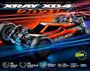 XRAY XB4'21 1/10 4WD Electric Buggy