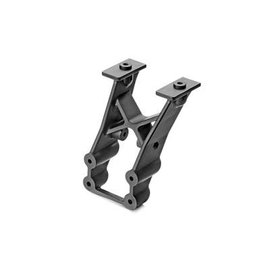 Xray XRA353525  XB8 Composite Rear Wing Holder for Frontward Wing Position
