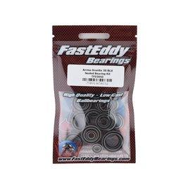 FastEddy Bearings TFE5850  FastEddy Arrma Granite 3S BLX Sealed Bearing Kit