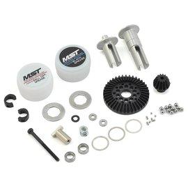 MST MXS-210520  MST RMX Rear Shaft Ball Differential Set (40-13)