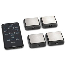 Sky RC SKY-500036-1  SkyRC SCWS2000 Bluetooth Corner Weight Scale System w/4 Scales