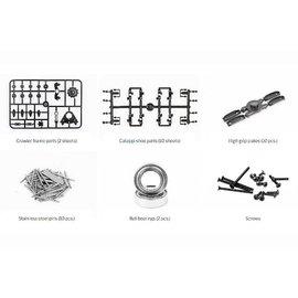 Kyosho KYOMXW009  MXW009  Belt Crawler Kit Catappi for MINI-Z 4x4 (1 pair)
