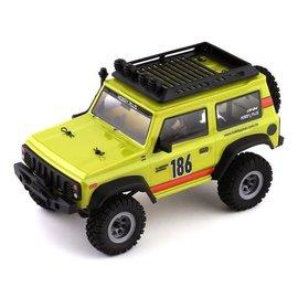 Hobby Plus HBP162410-605020  YELLOW HobbyPlus CR-24 G-Armor 1/24 RTR Scale Mini Crawler (Yellow)