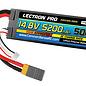 Lectron Pro 4S5200-50HX  Lectron Pro Hard Case 4S 14.8v 5200mAh 50C LiPo Battery w/  Traxxas Plug