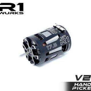 R1wurks R1  020077-2  R1 17.5 V21-S Hand Picked Stator ROAR