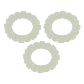 Revolution Design RDRP0551-3  Octalock 19mm Ultra Vented Slipper Pads (3) DR10 B6 B74