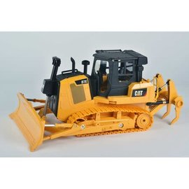 RC Diecast DCM25002  CAT 1/24 Caterpillar D7E Bulldozer RTR