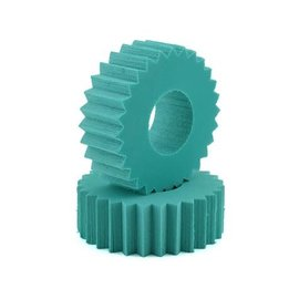 "Crazy Crawler CZY-CYC069  Crazy Crawler LaserFoam ""WP Magic"" 1.9 Foam Crawler Tire Insert (2) (116x40mm) (10+ Pound Trucks)"
