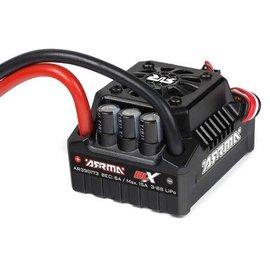 Arrma AR390173  BLX200 Brushless 8th MT 6S ESC Nero  ARAM1003