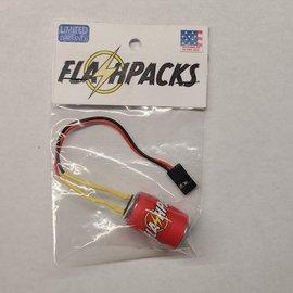 Flashpacks FPGBRED  Flashpacks Glitch Buster - RED