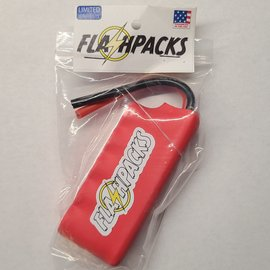 Flashpacks FP4-6SRED  Flashpacks 4-6S Cap Pack Capacitor-RED