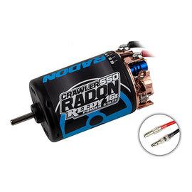 Team Associated ASC27465  Reedy Radon 2 550 Crawler 5-Slot Brushed Motor (16T)