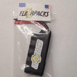 Flashpacks FP8SBLACK  8S Flashpacks Extreme Cap Pack Capacitor-BLACK