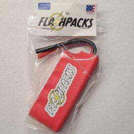 Flashpacks FP8SRED  8S Flashpacks Extreme Cap Pack Capacitor-RED