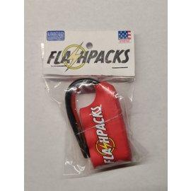 Flashpacks FP2-3SVRED  Flashpacks 2-3S Variant Cap Pack Capacitor-RED