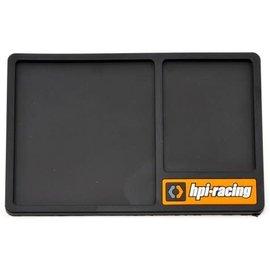 """HPI HPI101998  HPI Racing 10x15cm """"Small"""" Parts Tray (Black)"""