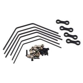 TLR / Team Losi TLR244041  Team Losi Racing 8IGHT-X Anti Roll Sway Bar & Mounting Hardware Set