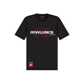 """R1wurks R1  090027  """"R1 Motorlab"""" T-Shirt Medium"""