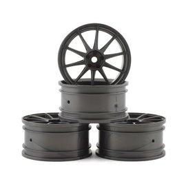 MST MXS-832058SG  MST 5H Wheel Set (Silver Grey) (4) (+1)