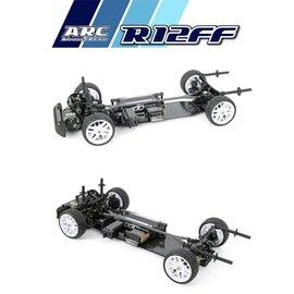 ARC R100026  ARC R12FF Touring Car Kit Carbon Chassis