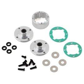 TLR / Team Losi LOS232055  Losi Lasernut U4 Aluminum Center Differential Case, Tenacity