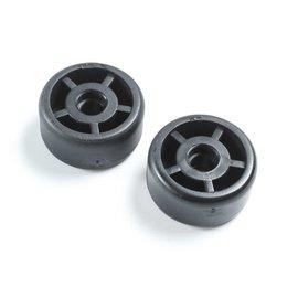 TLR / Team Losi LOS231079  Losi Wheelie Bar Wheel Set (2): 22S Drag