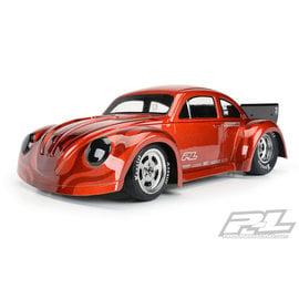 Proline Racing PRO3558-00  1/10 Volkswagen Bug Clear Body Short Course Drag Slash 2wd DR10