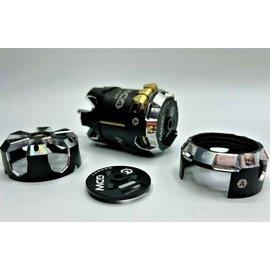 MOTIV MOV4052  MOTIV RC MC4 Color Code Kit  Black