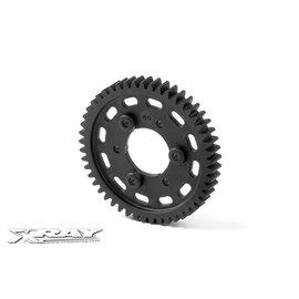 Xray XRA345549  Composite 2-Speed Gear 49T (1st)