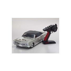 Kyosho KYO34431  4WD 1967 Pontiac GTO Champagne Metallic