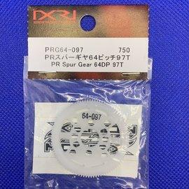 Panaracer PRG64-097  XENON 64P 97T by Panaracer Spur Gear