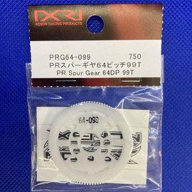 Panaracer PRG64-099  XENON 64P 99T by Panaracer Spur Gear