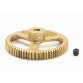 Trinity TEP6472  72T 64P FeatherWeight Pinion Gear