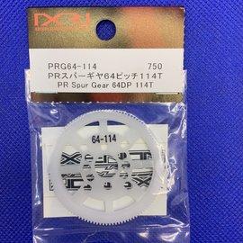 Panaracer PRG64-114  XENON 64P 114T by Panaracer Spur Gear