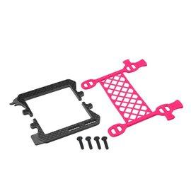 J Concepts JCO2298-4  Pink Cargo Net Battery Brace B6.1-3