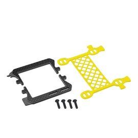 J Concepts JCO2298-9  Yellow Cargo Net Battery Brace B6.1-3