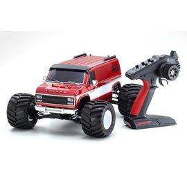 Kyosho KYO34491T1  Fazer Mk2 Mad Van VE 1/10 4WD Readyset Monster Truck w/2.4GHz Radio