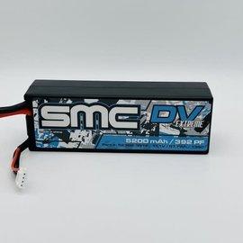 SMC SMC52392-3S1PQS8  True Spec DV Extreme 3S 11.1v 5200mAh 135C LiPo w/ QS8 Plug - Hardcase