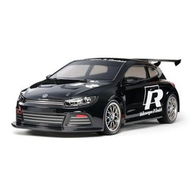Tamiya TAM47452  Volkswagen Scirocco GT 1/10 4WD Electric Touring Car Kit (TT-01E) (Limited Edition)