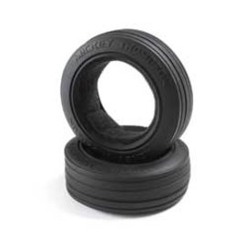 TLR / Team Losi LOS43051  Front Tire, Mickey Thompson (2): 22S Drag