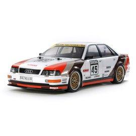 Tamiya TAM58682  Tamiya 1991 Audi V8 Touring 1/10 4WD TT-02 Electric Touring Car Kit