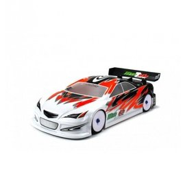 Mon-Tech Racing MB-010-001 Nazda 2.0 Body 190mm - Mon-Tech Racing