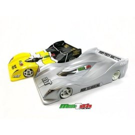 Mon-Tech Racing MB-016-014  M16 Pan Car 1/12th Body