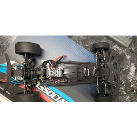 Undercover RC UCR3002-1  UCDrag PRO Hitman 3.0mm 2.0L TLR 22 4.0-5.0 Chassis Conv WO/ wheelie bar