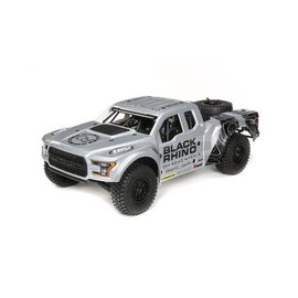 TLR / Team Losi LOS03020V2T2  Black Rhino 1/10 Ford Raptor Baja Rey 4WD Desert Truck Brushless RTR  w/2.4GHz Radio, AVC & SMART