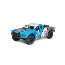TLR / Team Losi LOS03020V2T1  Losi KingShocks Baja Rey Ford Raptor 1/10 RTR 4WD Brushless Desert Truck (King Shocks) w/2.4GHz Radio, AVC & SMART