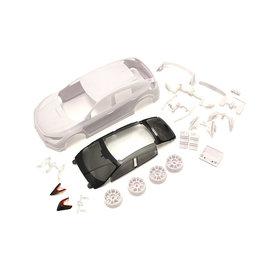 Kyosho KYOMZN194  Honda Civic Type R White Body Set w/ Wheels