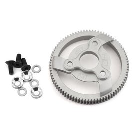 HOT RACING HRATE883H  48P 83T Hard Anodized Aluminum Spur Gear:  Traxxas